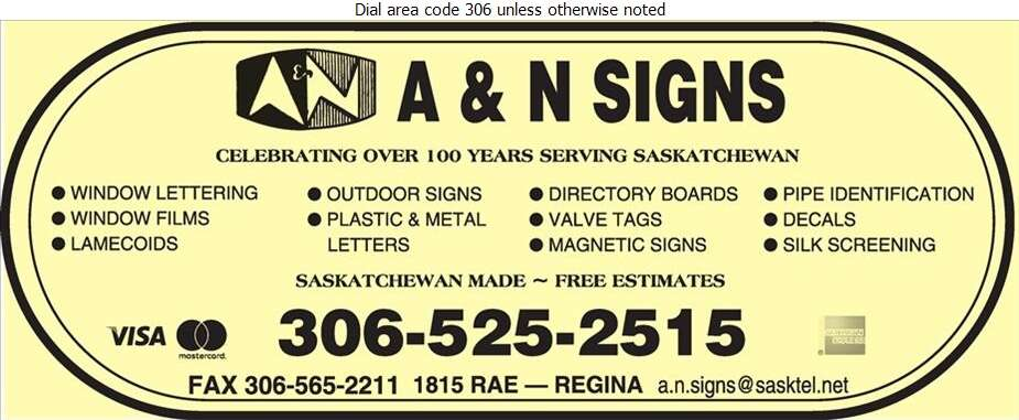 A & N Signs - Signs Digital Ad