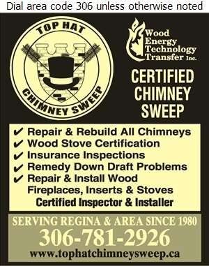 Top Hat Chimney Sweeping - Chimney Cleaning Digital Ad