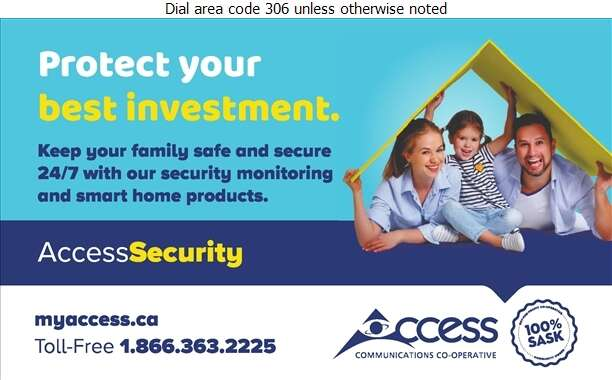 Access Communications - Security Control Equipment & Systems Digital Ad