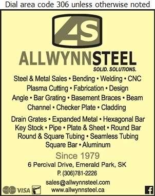 Allwynn Steel - Steel Digital Ad