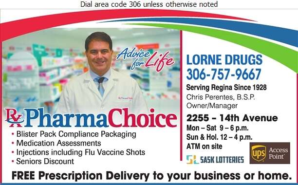 Lorne Drugs (PharmaChoice) - Pharmacies Digital Ad