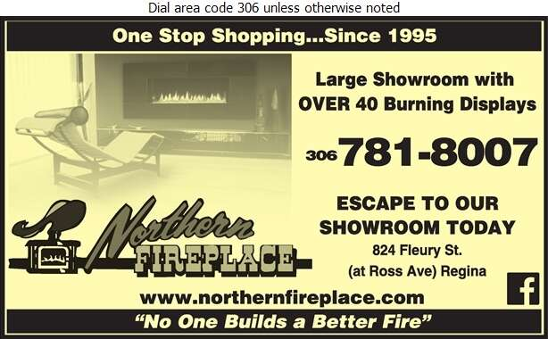 Northern Fireplace Ltd - Fireplaces Digital Ad
