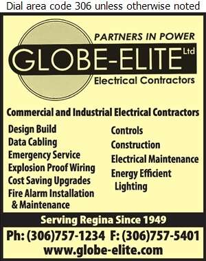 Globe Elite Electrical Contractors - Electric Contractors Digital Ad