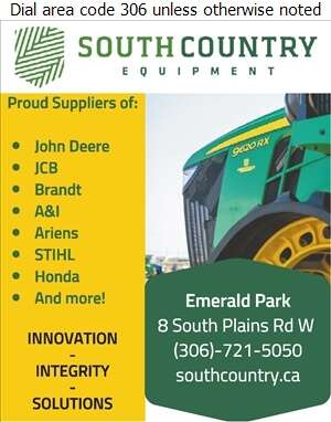 South Country Equipment Ltd - Lawn Mowers Sales & Service Digital Ad
