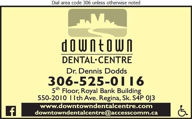 Downtown Dental Centre - Dentists Digital Ad
