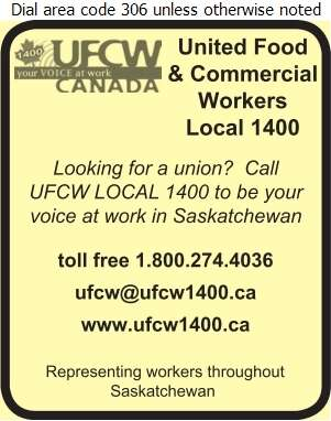United Food & Commercial Workers Union Local 1400 - Unions Digital Ad