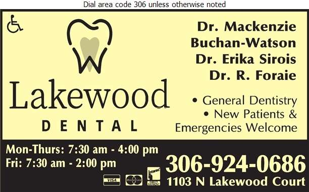 Foraie R Dr - Dentists Digital Ad