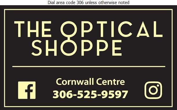 The Optical Shoppe - Optical Dispensers Digital Ad