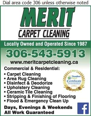 Merit Carpet Cleaning - Carpet & Rug Cleaners Digital Ad