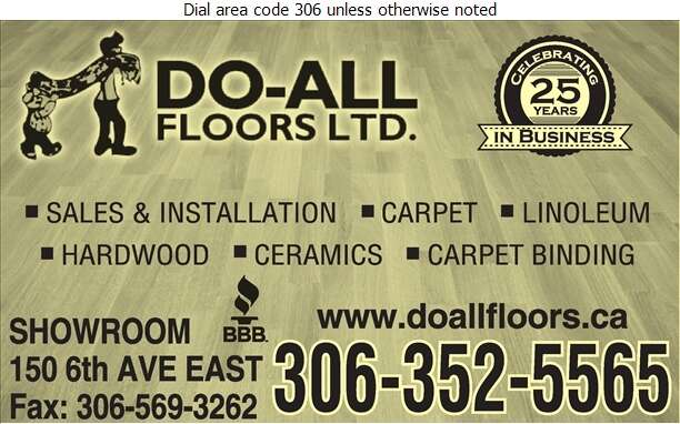 Do-All Floors - Carpets & Rugs Retail Digital Ad