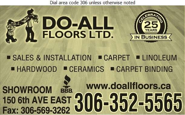 Do-All Floors - Floor Covering Digital Ad