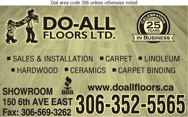 Do-All Floors - Floor Covering Digital Ad