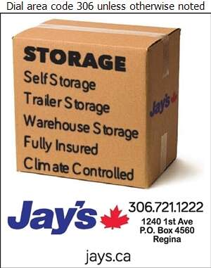 Jay's Transportation Group Ltd (MOVING & STORAGE) - Storage- Household & Commercial Digital Ad