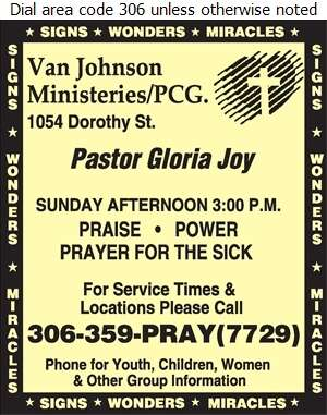 The Miracle Centre - Church Organizations & Clergy Digital Ad