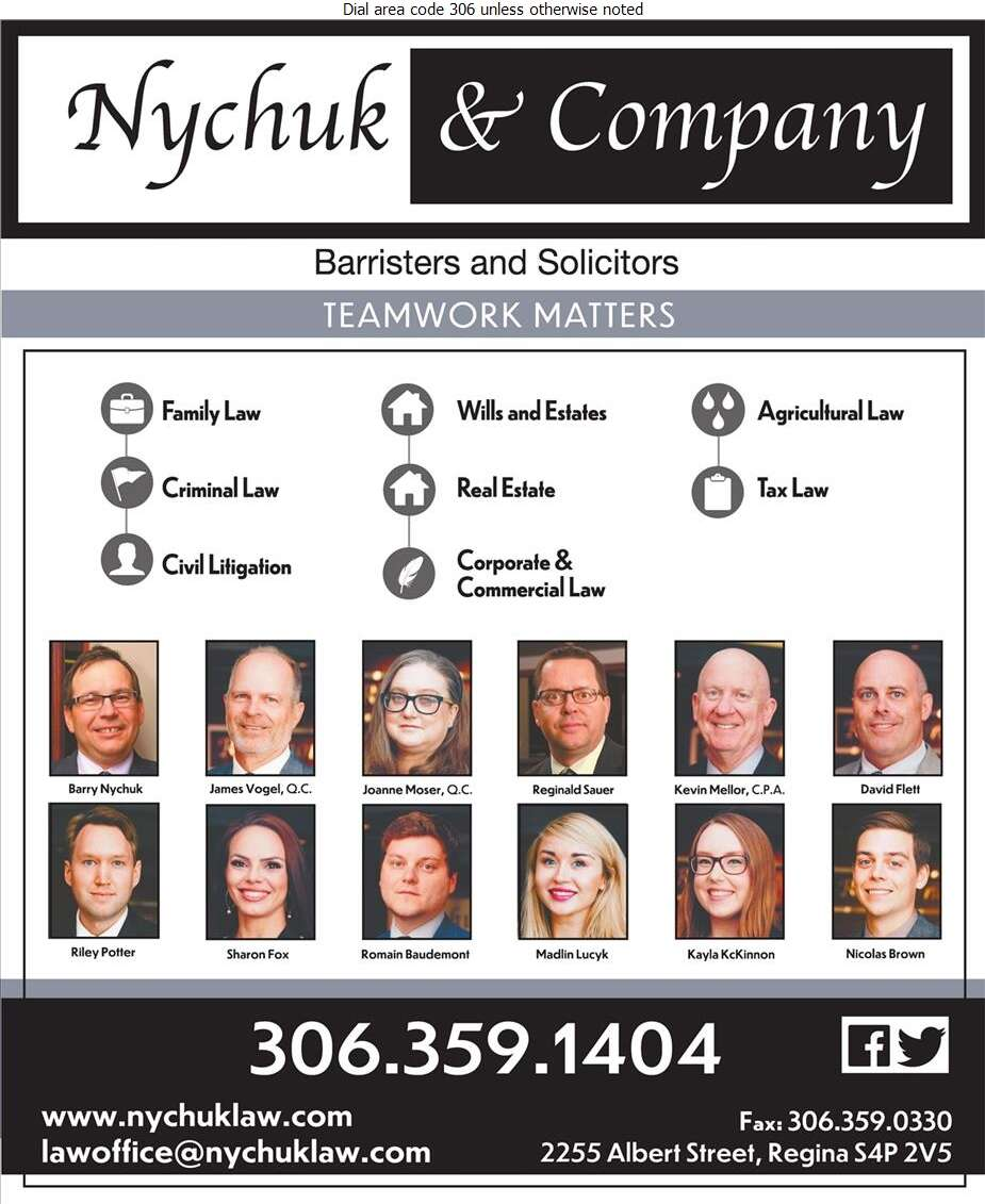 Richmond Nychuk - Lawyers Digital Ad