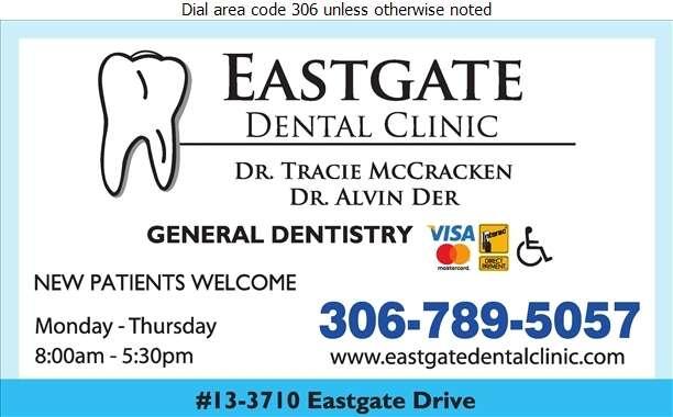 Eastgate Dental Clinic - Dentists Digital Ad