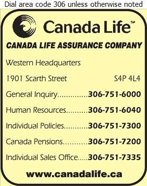 Canada Life Assurance Company (Human Resources) - Insurance Life Digital Ad