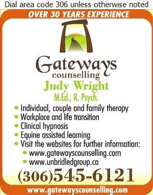 Gateways Counselling - Counselling Digital Ad