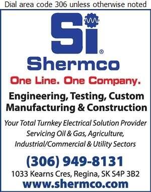 Shermco Industries Canada - Electric Contractors Digital Ad