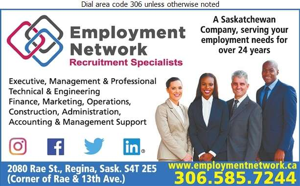 Employment Network Canada Inc - Employment Agencies Digital Ad