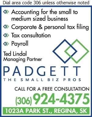 Padgett Business Services - Accountants Public Digital Ad