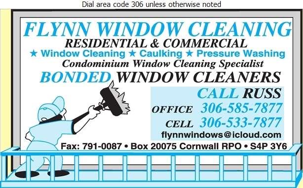 Flynn Window Cleaning - Window Cleaners Digital Ad
