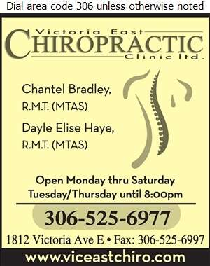 Victoria East Chiropractic Clinic - Massage Therapists Digital Ad
