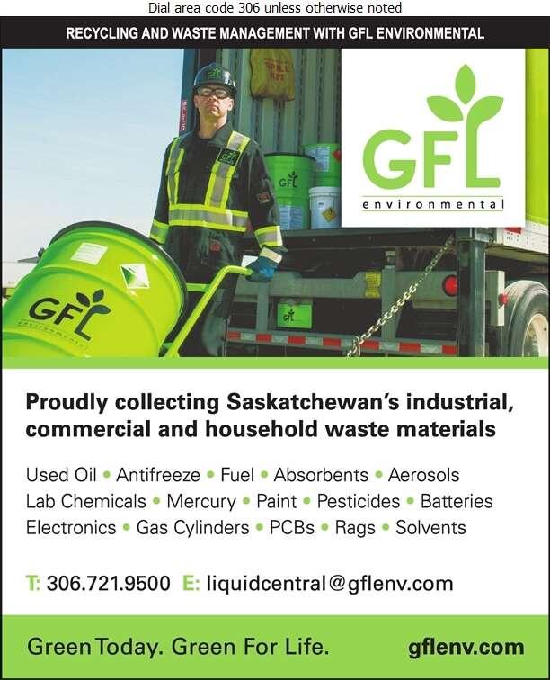 GFL Environmental Inc (Envirotec Services) - Recycling Digital Ad