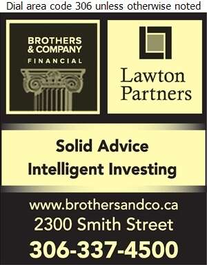 Brothers & Company Financial Consultants - Financial Planning Consultants Digital Ad