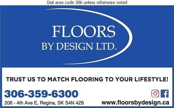 Floors By Design Ltd - Floor Covering Digital Ad