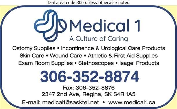 Medical 1 - A Culture Of Caring - Medical Equipment & Supplies Digital Ad