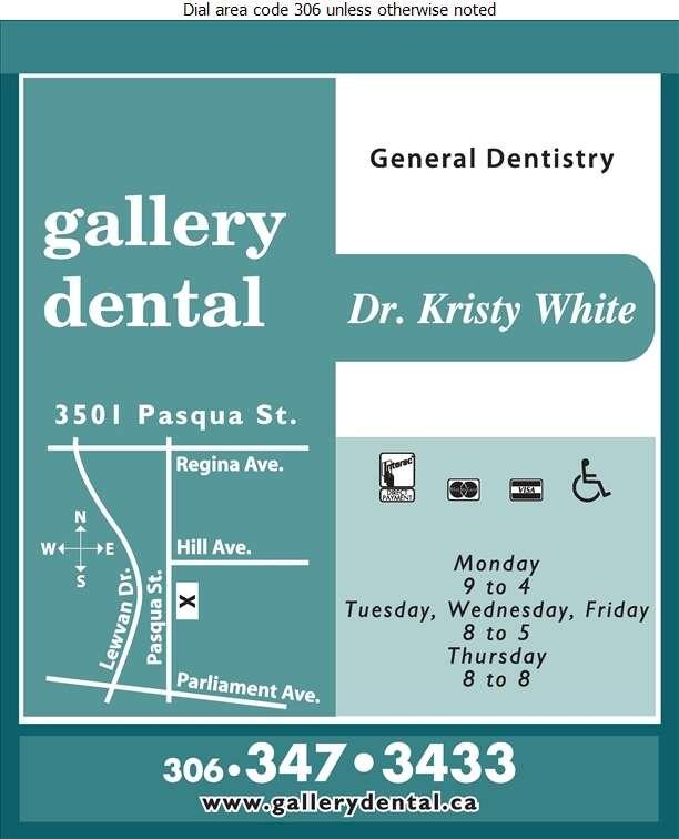 Gallery Dental - Dentists Digital Ad