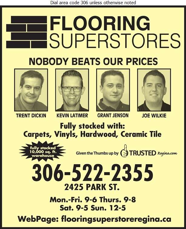 Carpet Superstore - Carpets & Rugs Retail Digital Ad