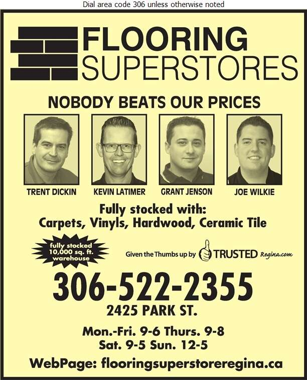 Carpet Superstore - Floor Covering Digital Ad