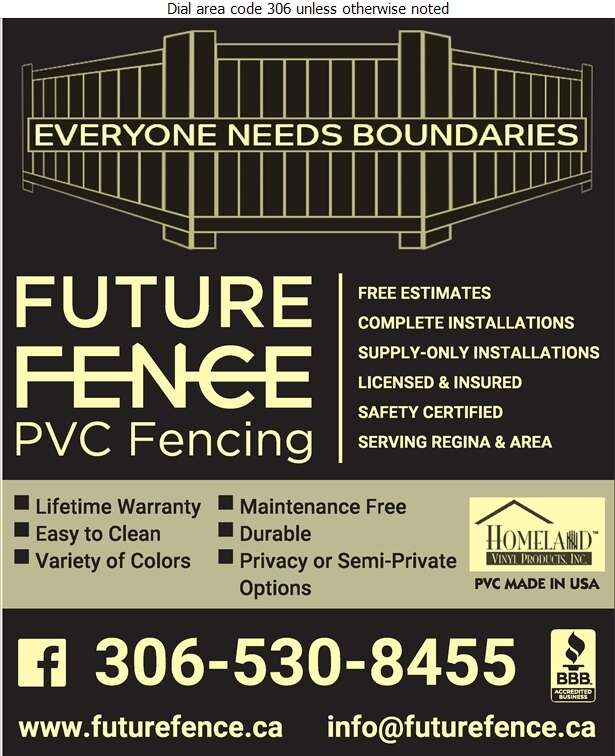 Future Fence - Fences Digital Ad