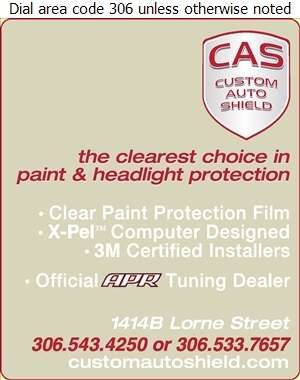 Custom Auto Shield - Auto Accessories Digital Ad
