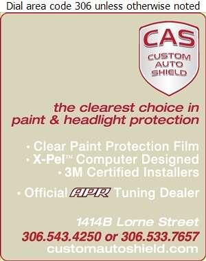 Custom Auto Shield - Auto Accessories Digital Ad