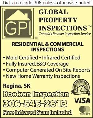 Global Property Inspections - Home Inspections Digital Ad