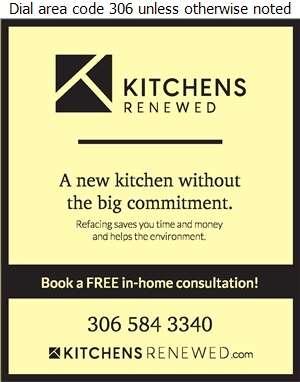 Renewed Kitchens - Kitchen Cabinets & Equipment Digital Ad
