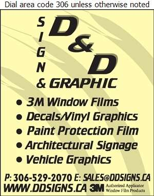 D&D Sign and Graphic - Signs Digital Ad