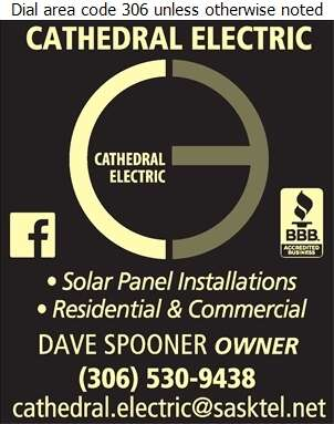 Cathedral Electric Corp - Electric Contractors Digital Ad
