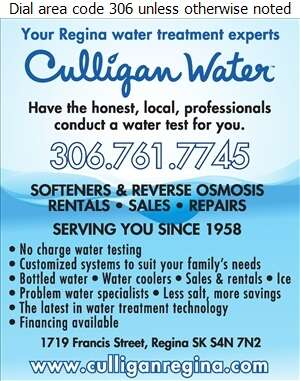 Culligan Water - Water Companies Bottled, Bulk, Etc. Digital Ad