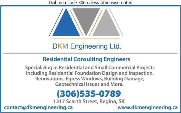 DKM Engineering Ltd - Engineers Consulting Digital Ad