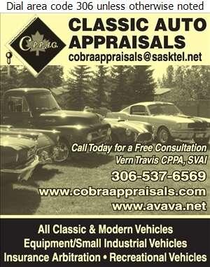 Cobraappraisals - Appraisers Auto Digital Ad