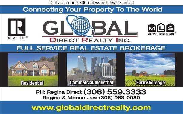 Global Direct Realty Inc - Real Estate Digital Ad