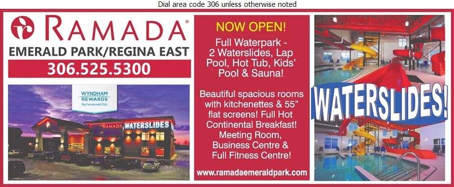 Ramada Emerald Park Regina East - Hotels Digital Ad