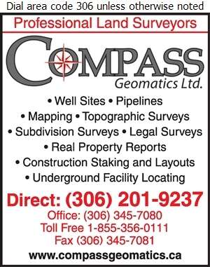Compass Geomatics - Surveyors Digital Ad