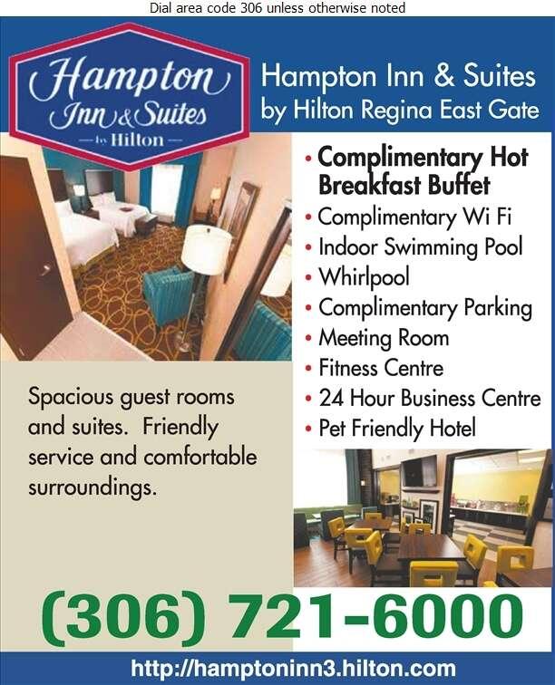 Hampton Inn & Suites - Hotels Digital Ad