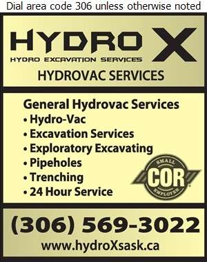 HydroX Services Inc (A Division of Acme Environmental) - Hydrovac Contractors Digital Ad