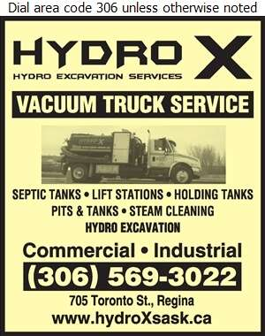 HydroX Services Inc (A Division of Acme Environmental) - Septic Tanks Sales & Service Digital Ad